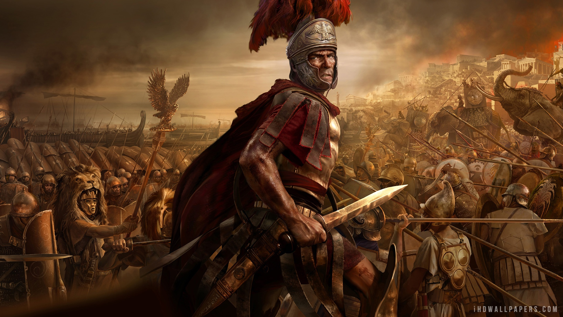 Total War Rome 2 HD Wallpaper   iHD Wallpapers 1920x1080