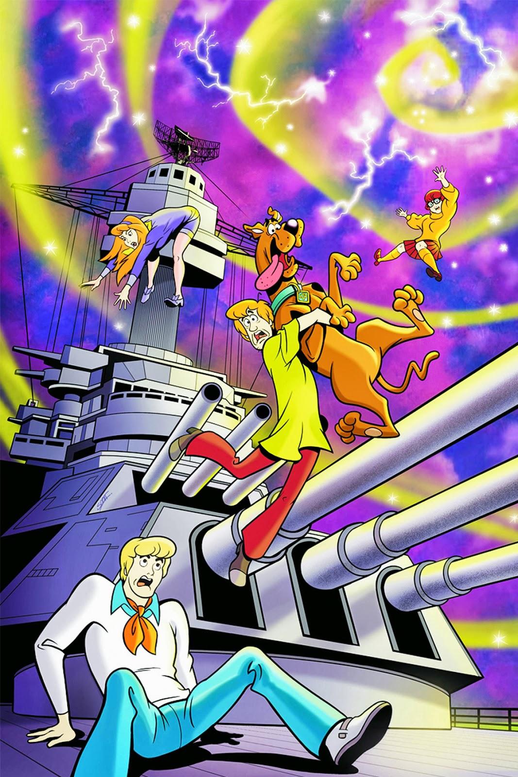 Scooby Doo iPhone Wallpaper