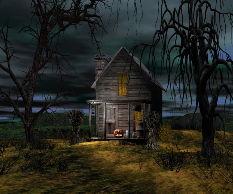 Of Ghosts Haunted Houses Pictures Pics 800x666