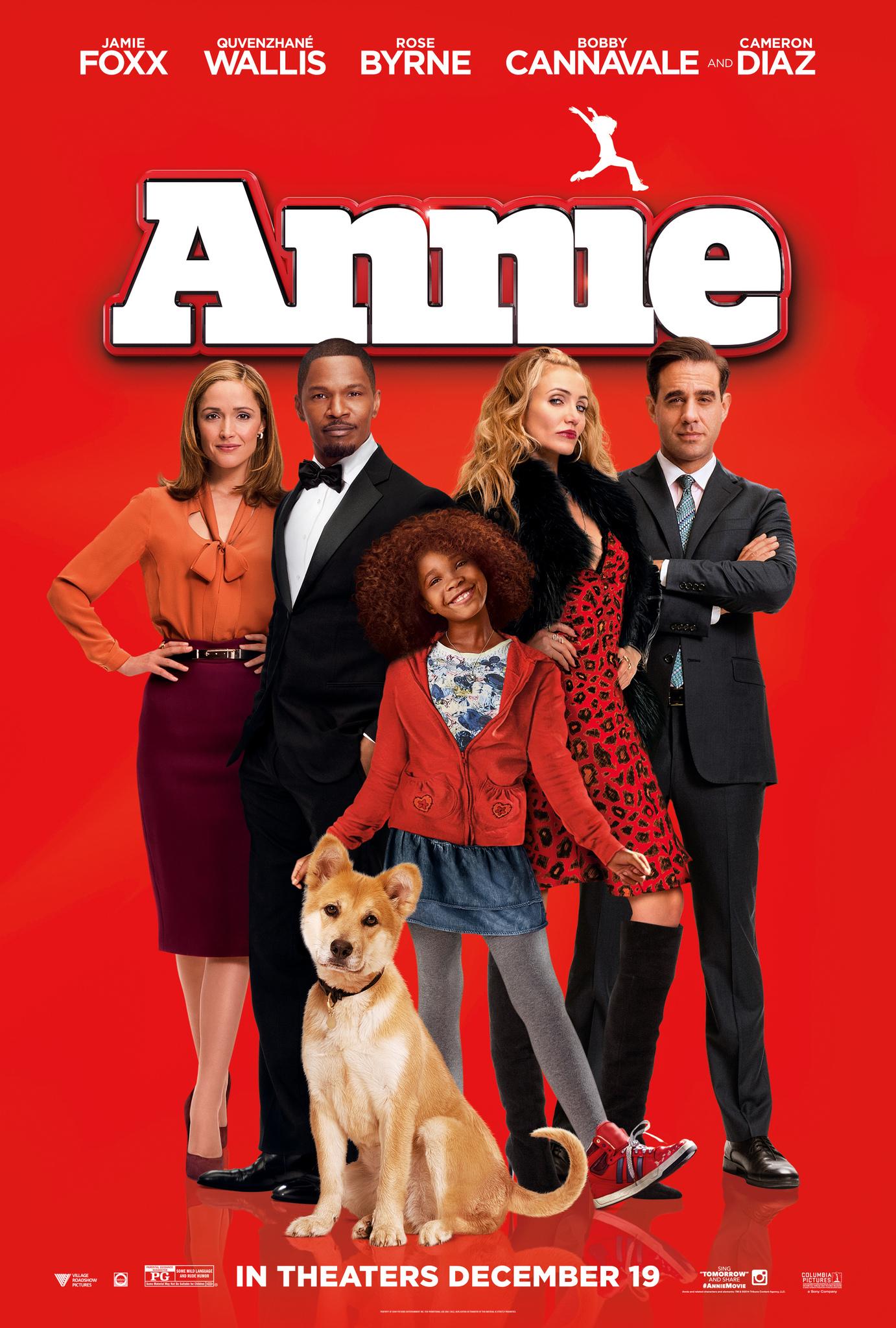 Annie 2014   IMDb 1382x2048