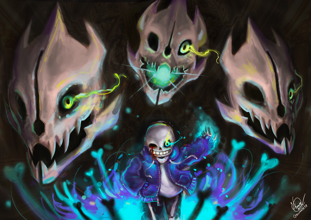 Sans Undertale by Elimate98 1063x752