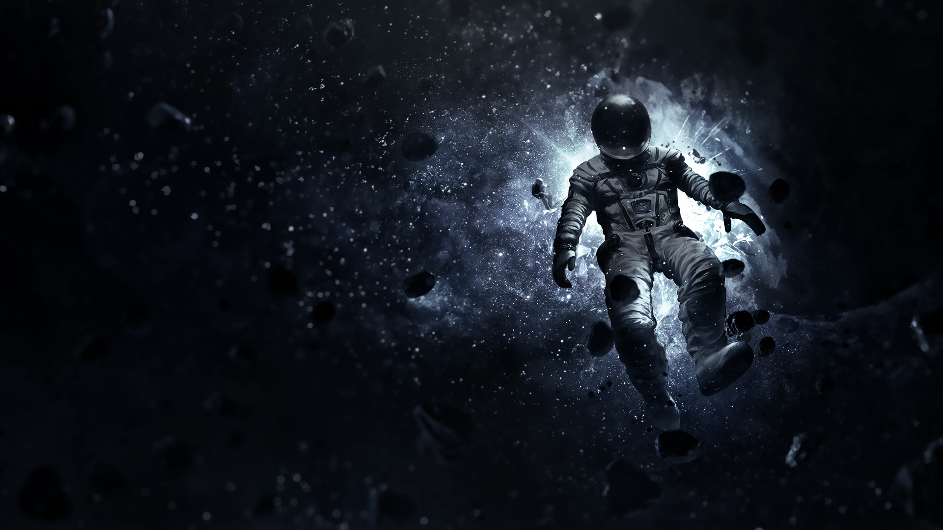 Astronaut lost in space wallpapers and images   wallpapers pictures 1920x1080