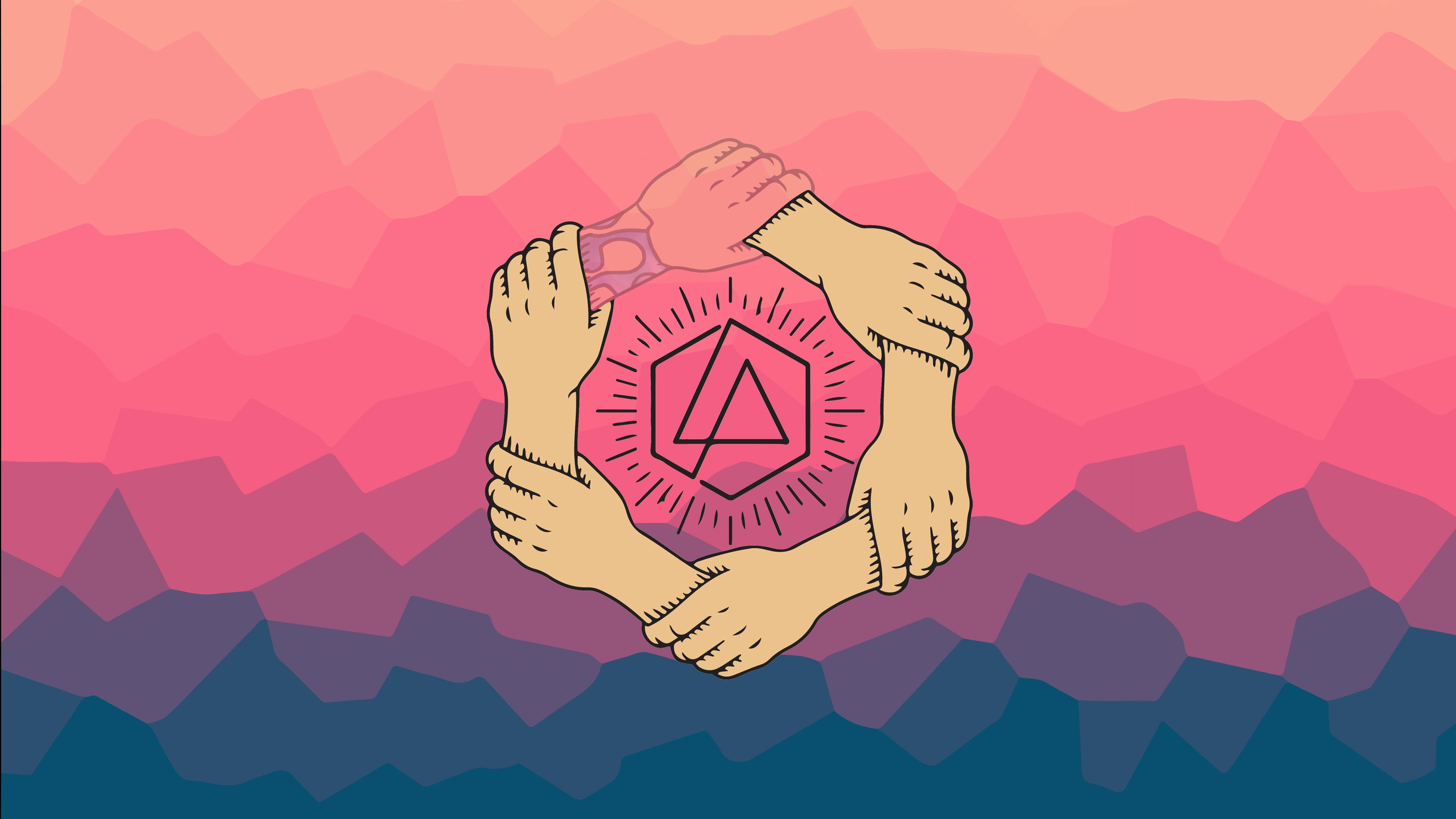 Linkin Park Tribute Desktop And Phone Wallpaper   Linkin Park One 3840x2160