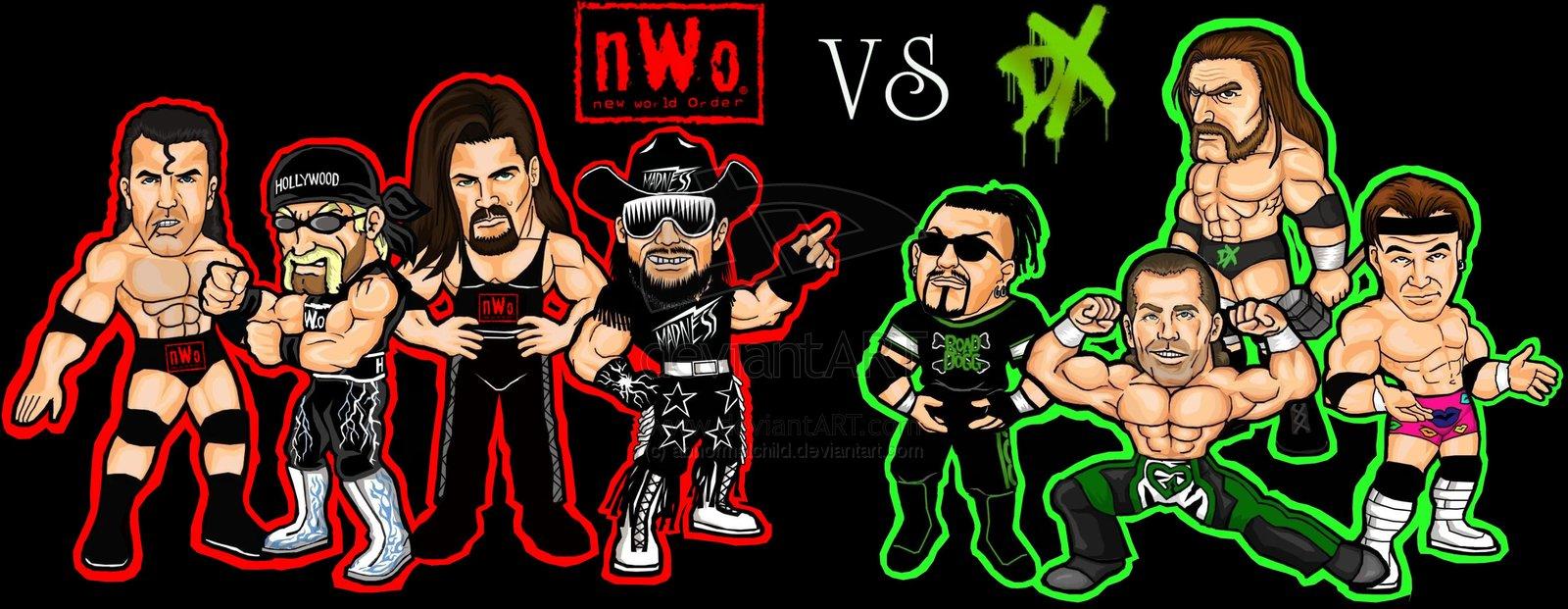 Nwo Wallpaper Survivor series dream match by 1600x621