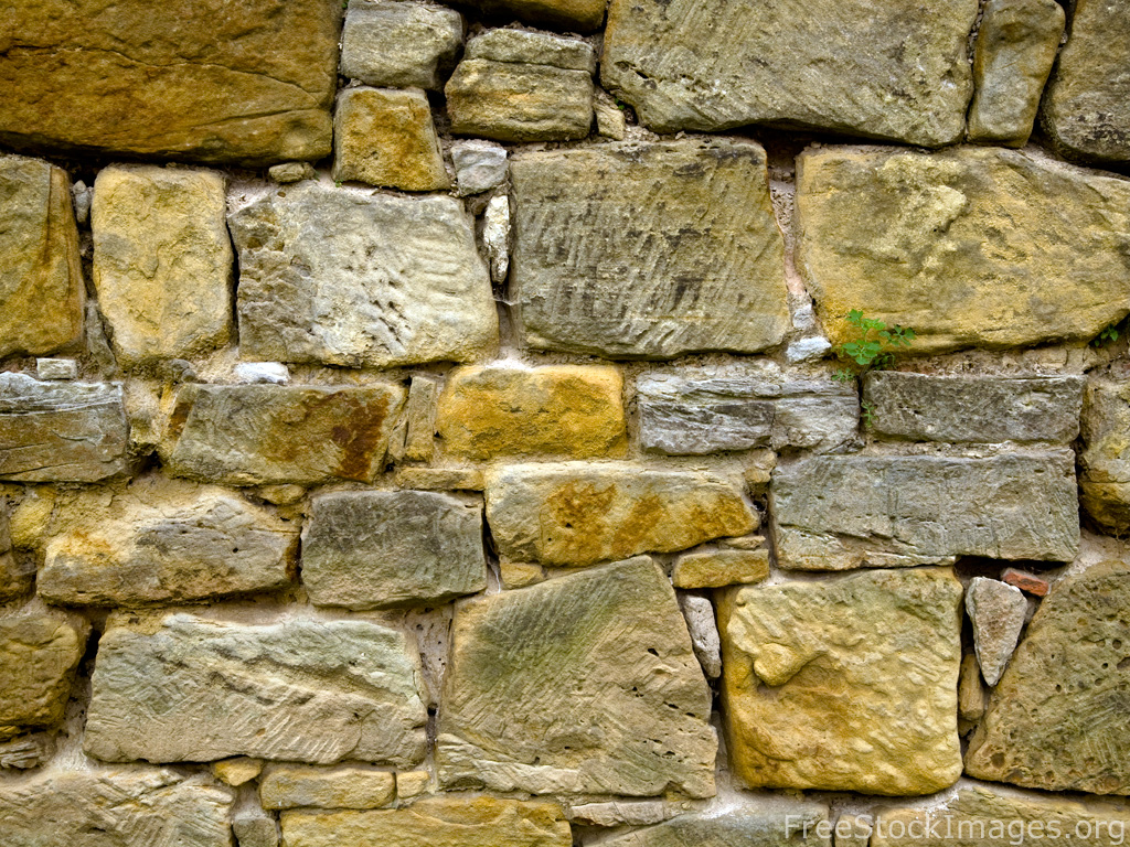 Stock Photos   Stone Wall Web Site Backgrounds 08 1024x768