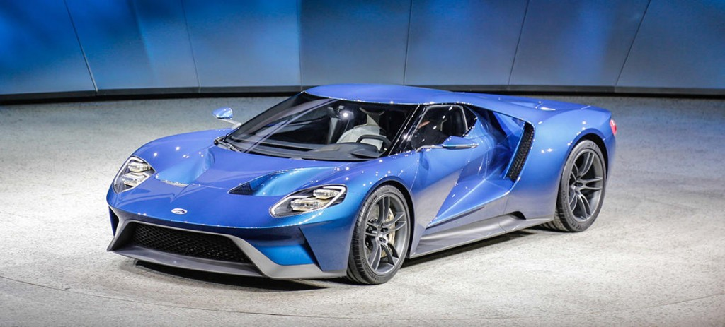 Ford GT Forza Motorsport 6 Wallpapers HD Wallpapers 1024x463