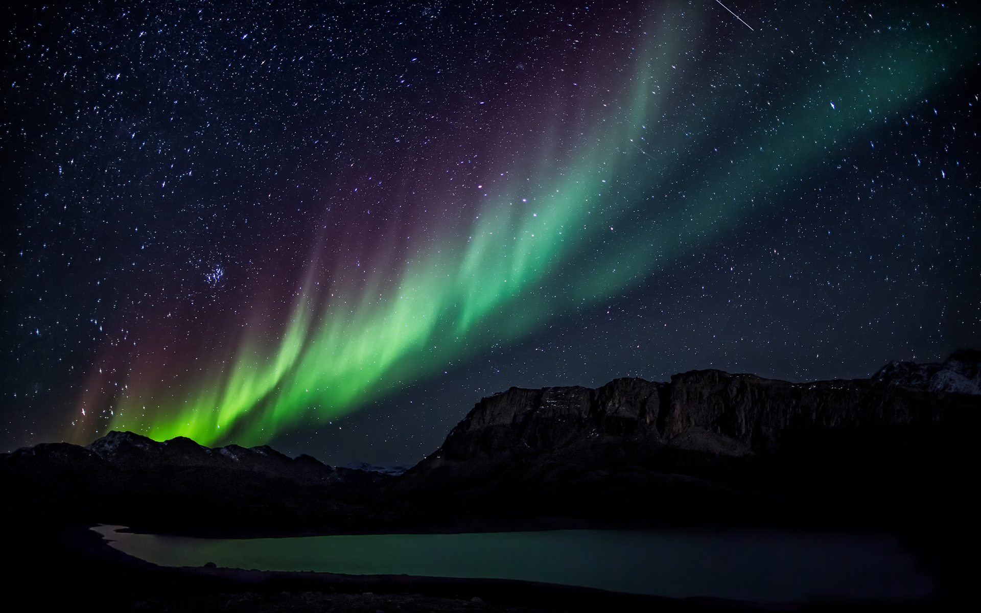 Aurora Borealis iPhone Wallpaper - wallpaper.