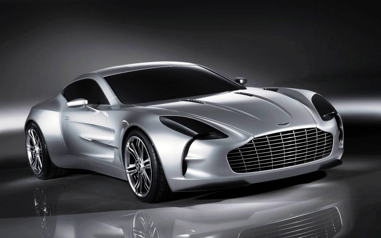 Aston Martin One 77 resimleri 1280x800