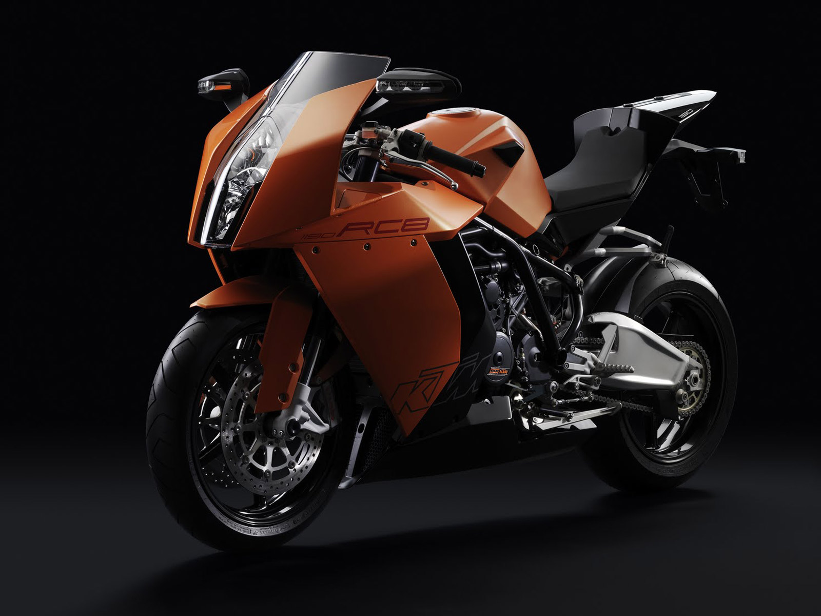 KTM 1190 RC8 Wallpapers HD Wallpapers 1600x1200