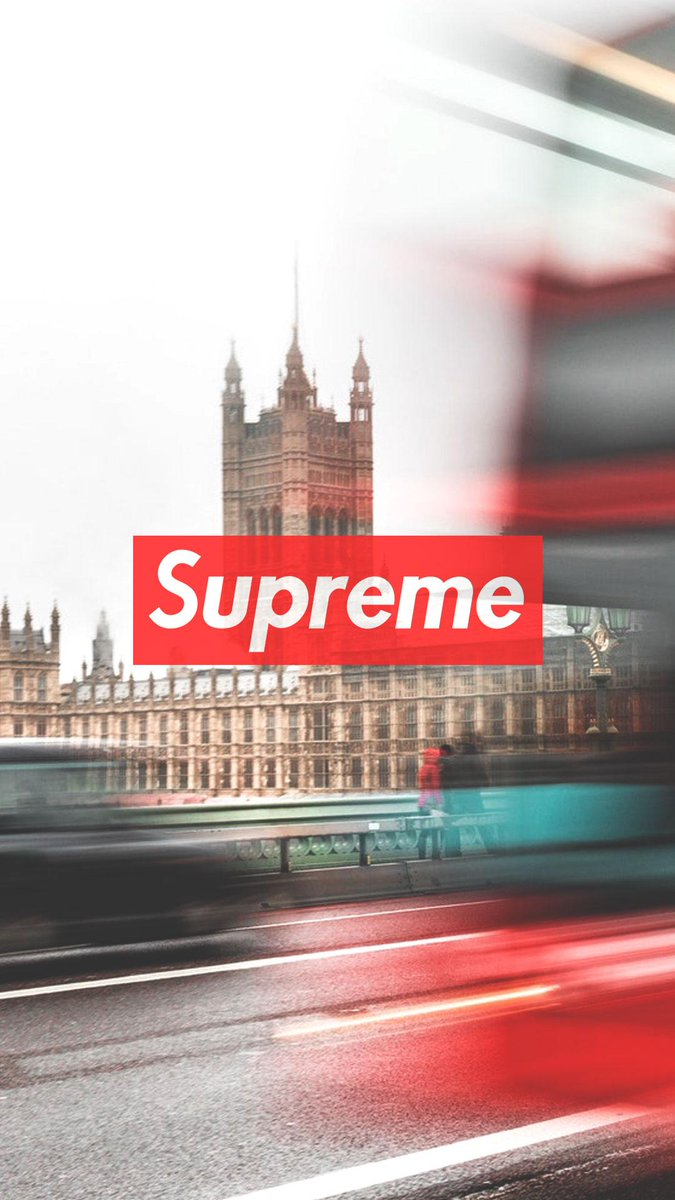 Hypebeast News Twitter Supreme phone wallpaper found on 675x1200