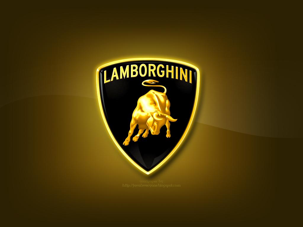 Lamborghini Logo Auto Cars Concept 1024x768