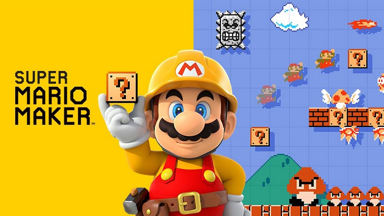 47 Super Mario Maker Wallpaper On Wallpapersafari