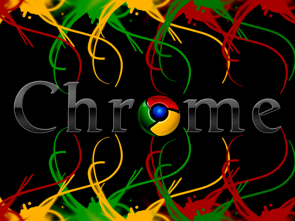 Google chrome themes in 3d