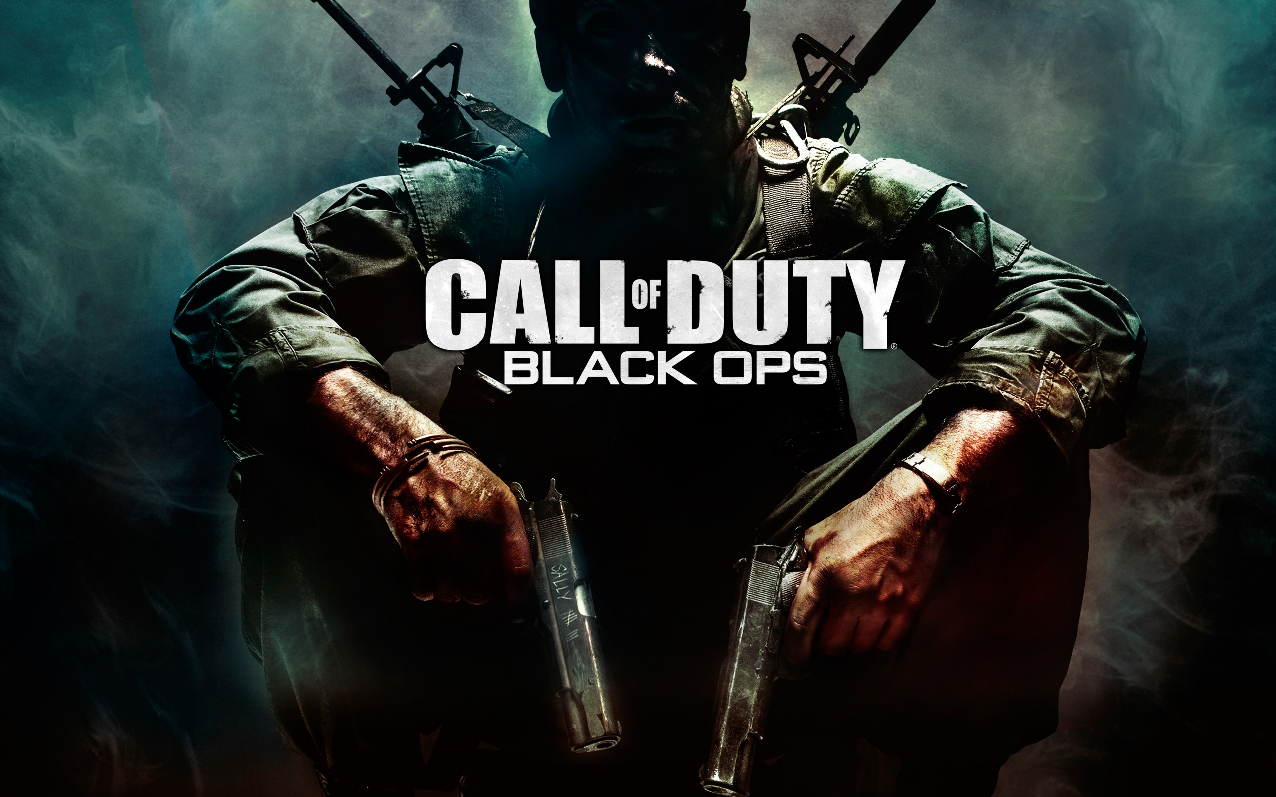 Call of Duty Black OPs Wallpapers HD Wallpapers 2560x1600