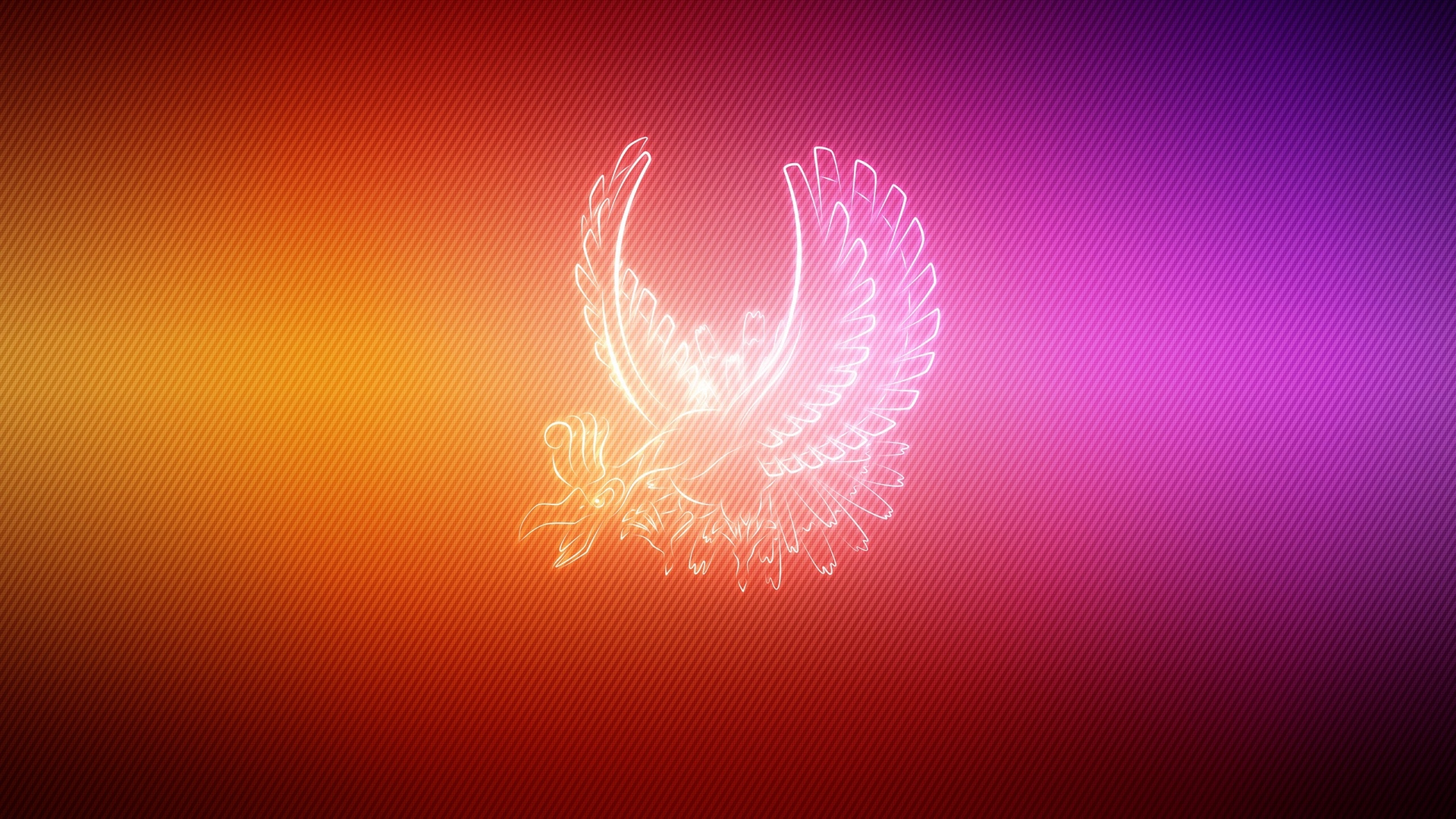 Download wallpaper 1920x1080 wings pokemon bird ho oh full hd 1920x1080