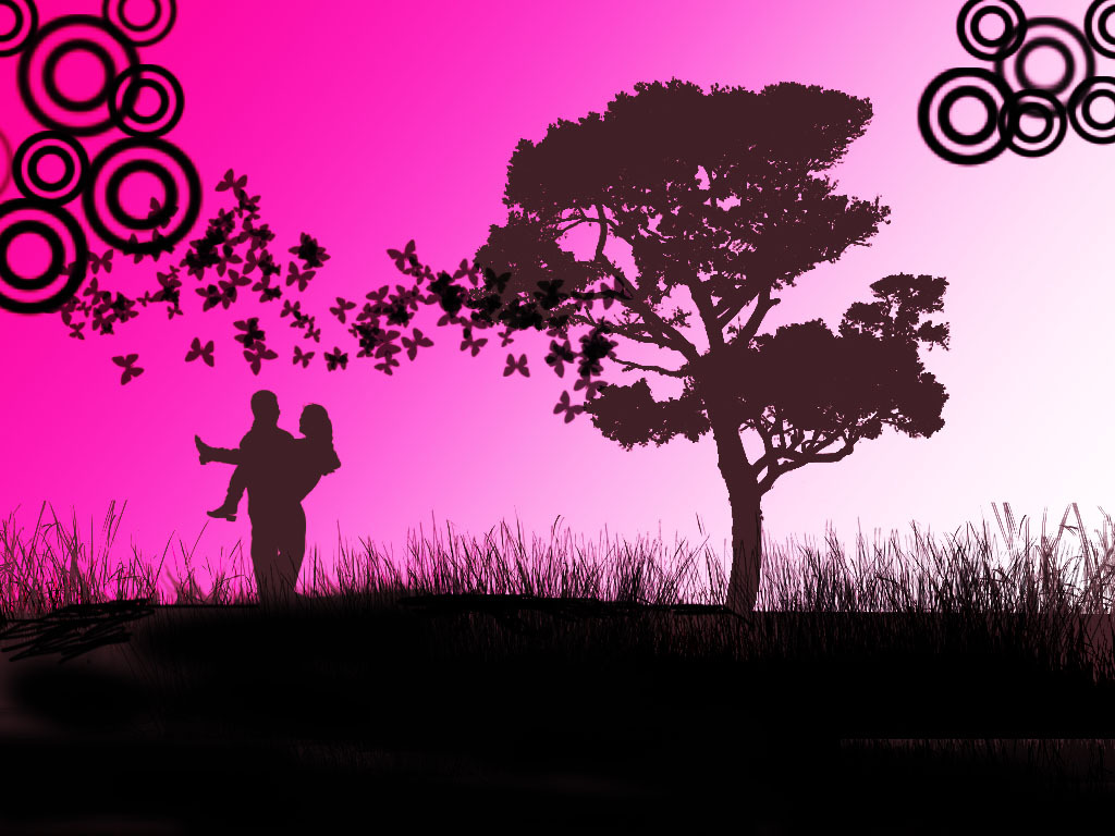 Enjoy this Love background Wallpapers 1024x768