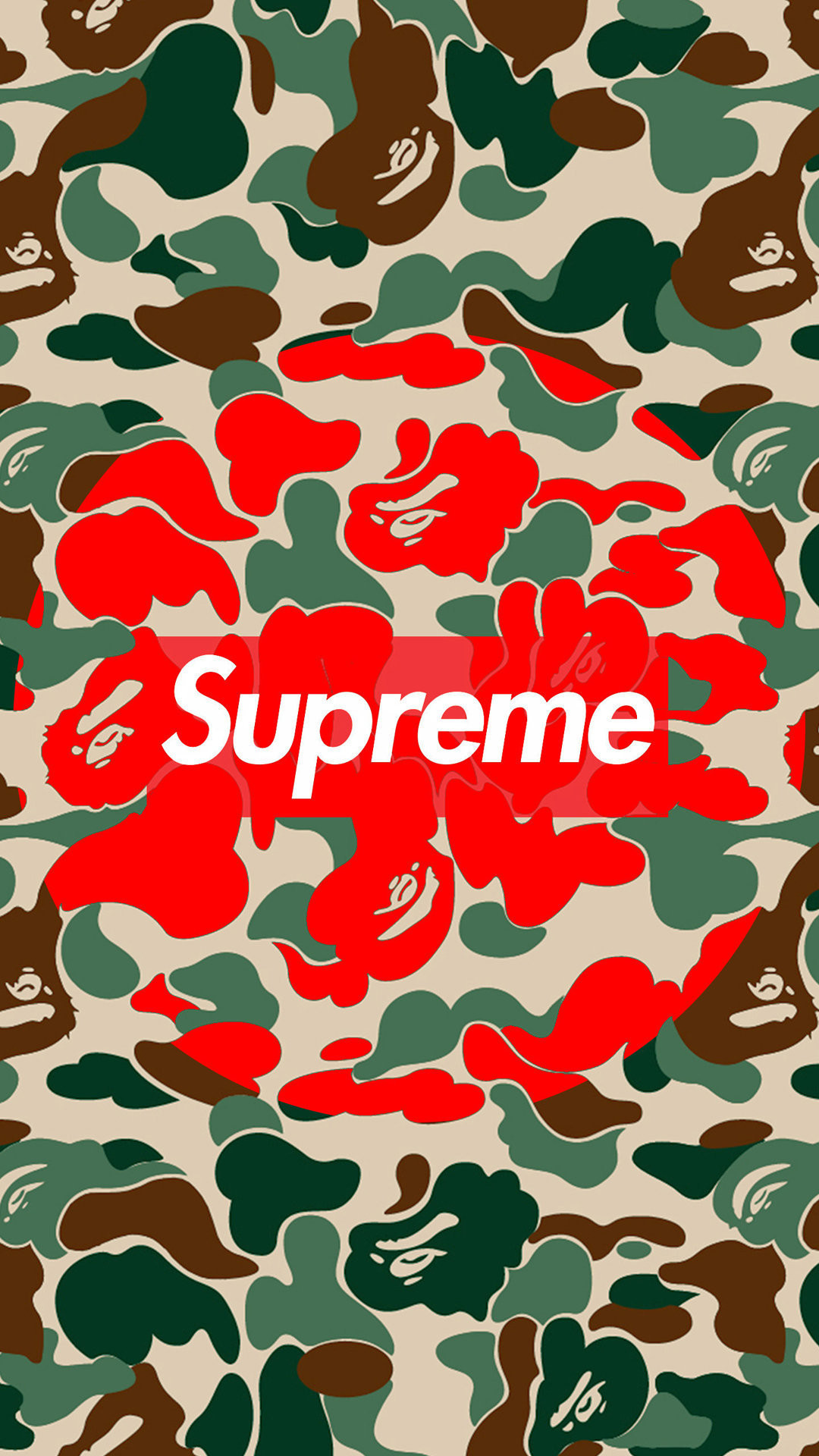 83 Supreme Wallpapers on WallpaperPlay 1080x1920