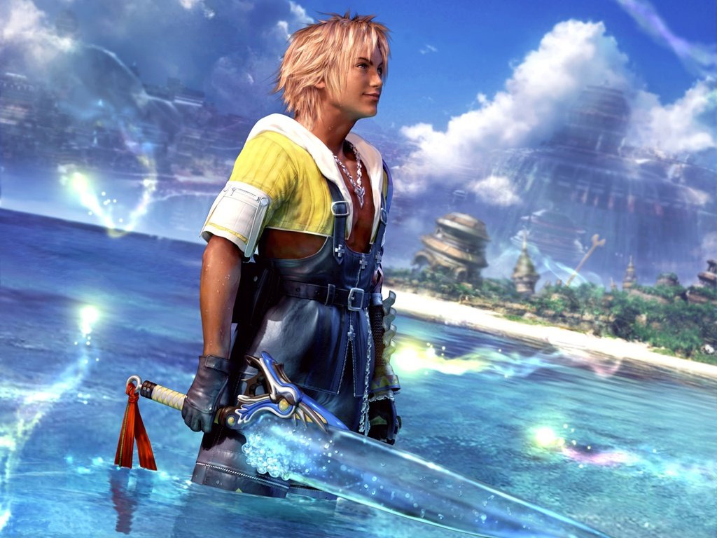 Final Fantasy X and X 2 HD will Support Save Transfer on PS3 Vita 1024x768