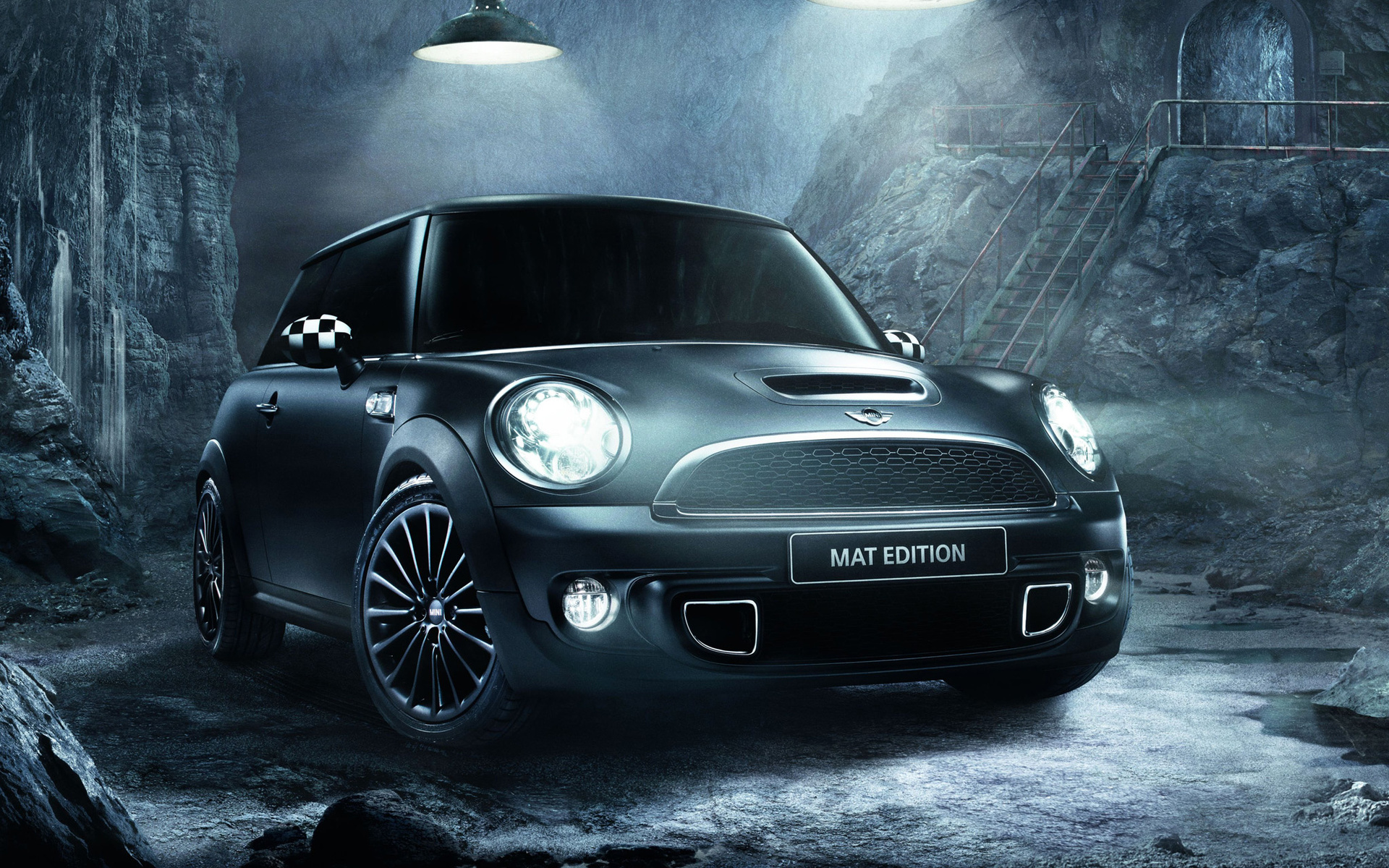 Vehicles   Mini Cooper Wallpaper 1920x1200