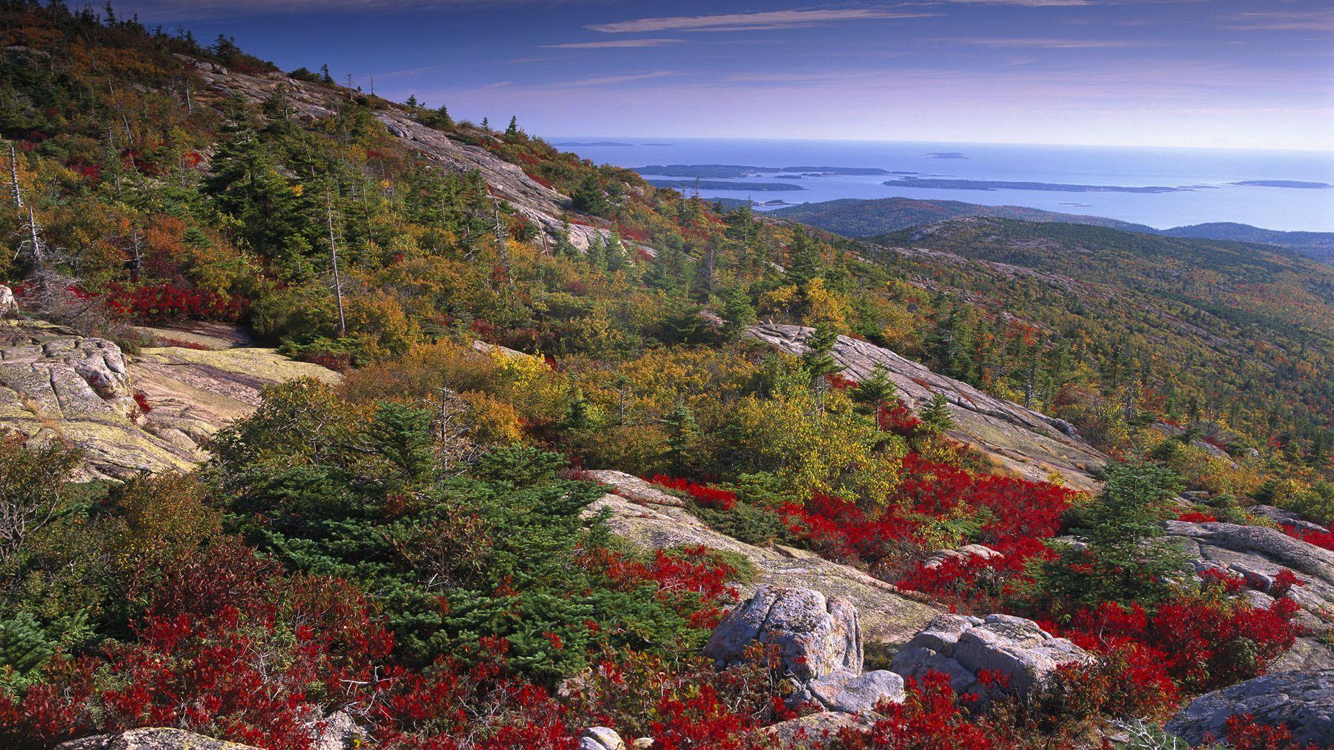 Acadia National Park wallpaper   299404 1920x1080