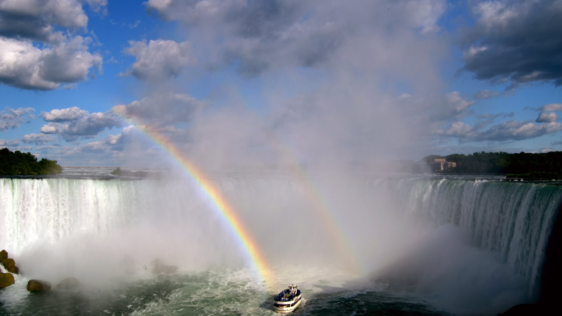 Niagara Falls 1920x1080