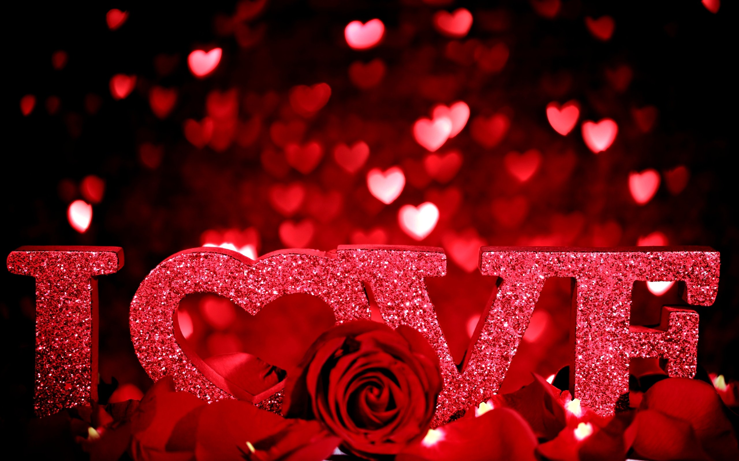 Pics Photos   Above Is Red Roses Love Wallpaper In 2560x1600