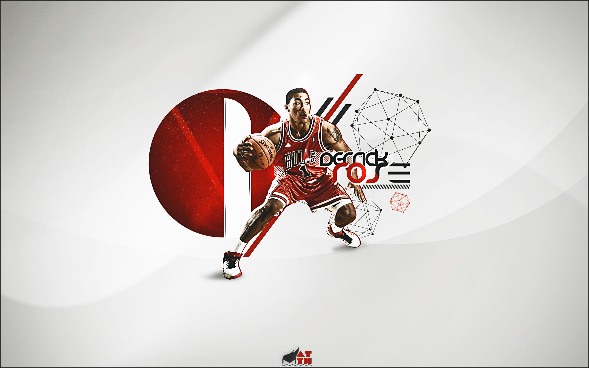 Wallpapers   Derrick Rose wallpaper 1920x1200