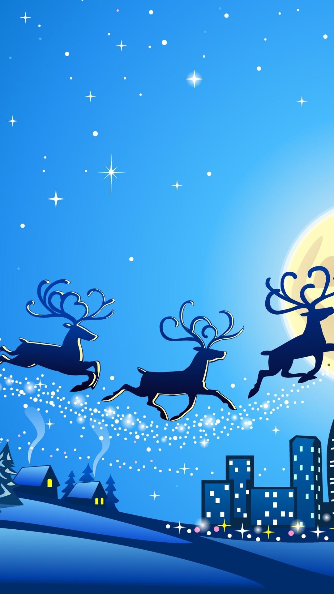 45] 4K Christmas Wallpaper on WallpaperSafari 1080x1920