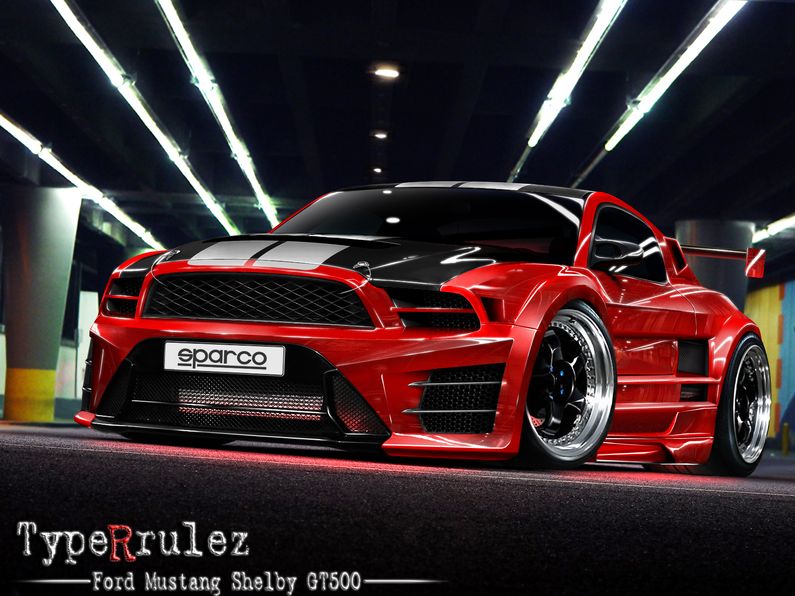 Ford Mustang Shelby GT500 Exclusive HD Wallpapers 1348 1600x1200