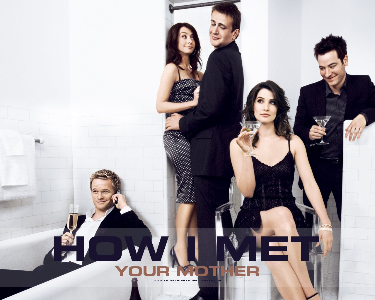 Wallpaper DB how i met your mother background 1280x1024