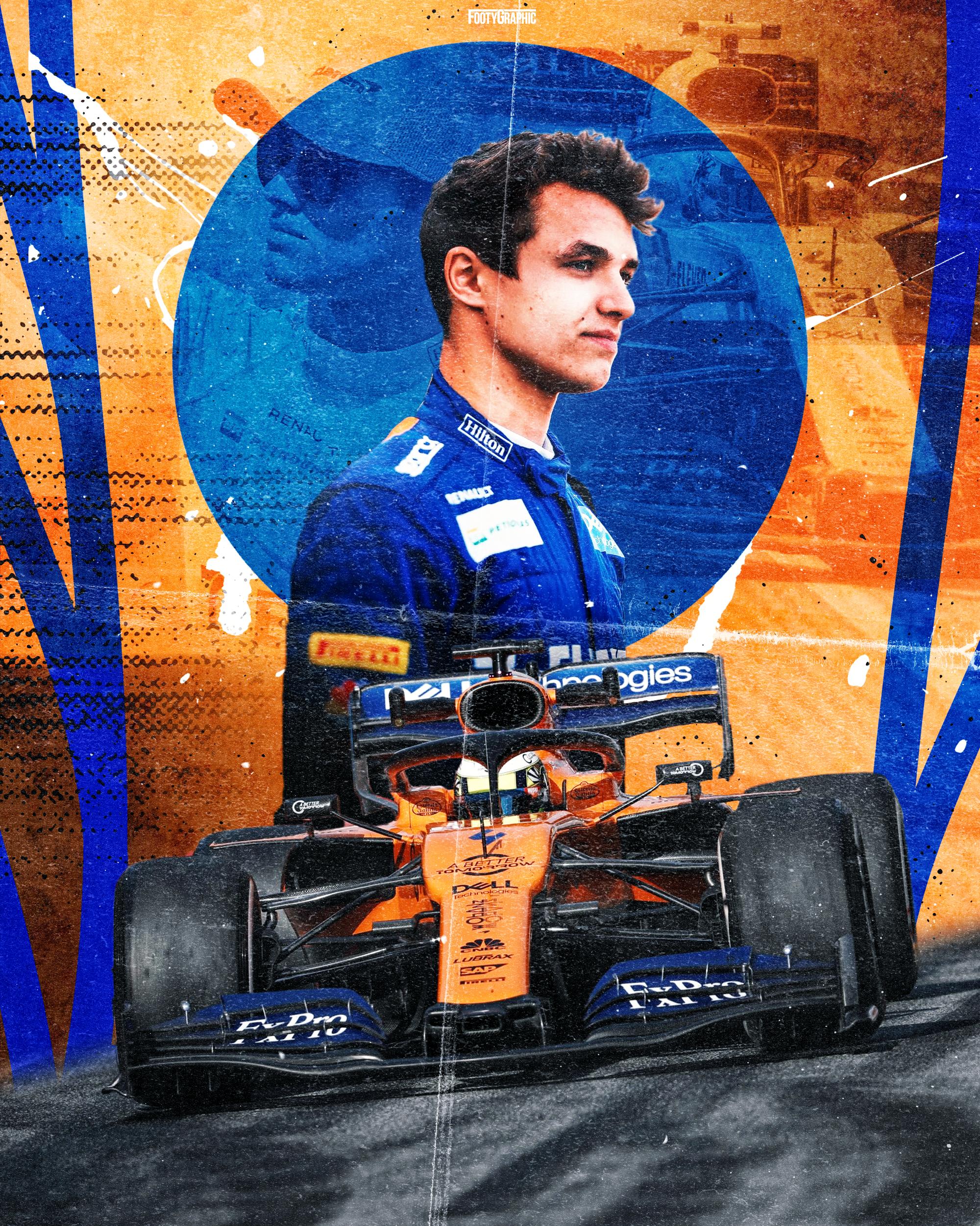 Lando Norris wallpaper formula1 2000x2500