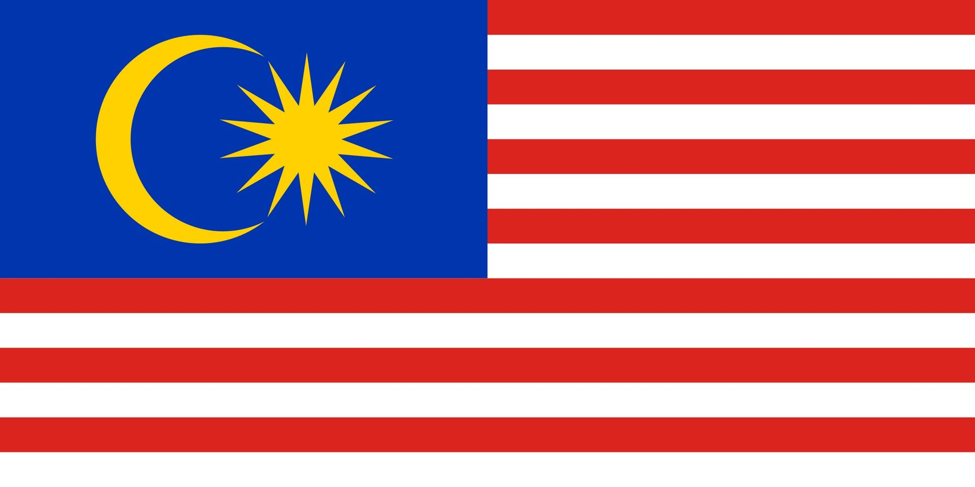 Flag of Malaysia wallpaper Flags wallpaper 1920x960