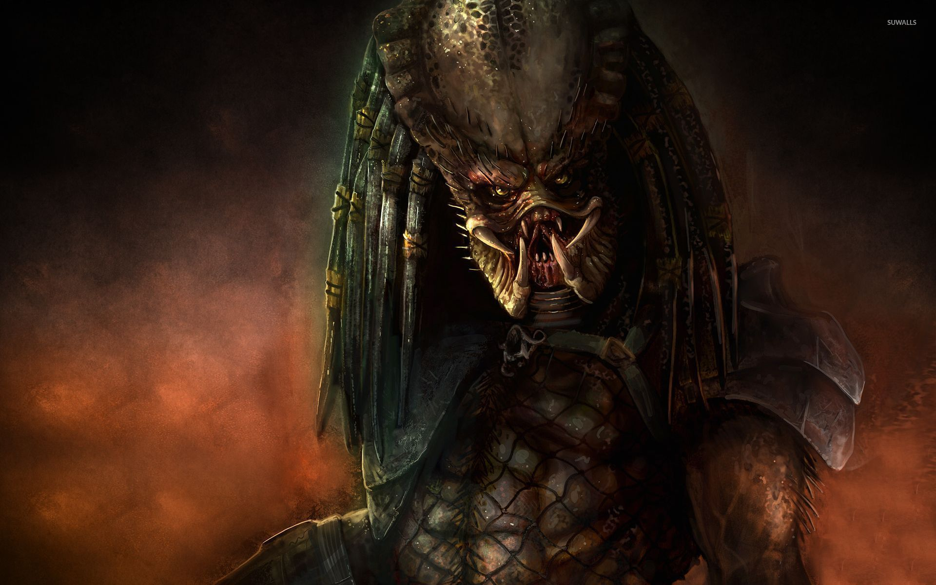 Scary Predator wallpaper   Movie wallpapers   52784 1920x1200
