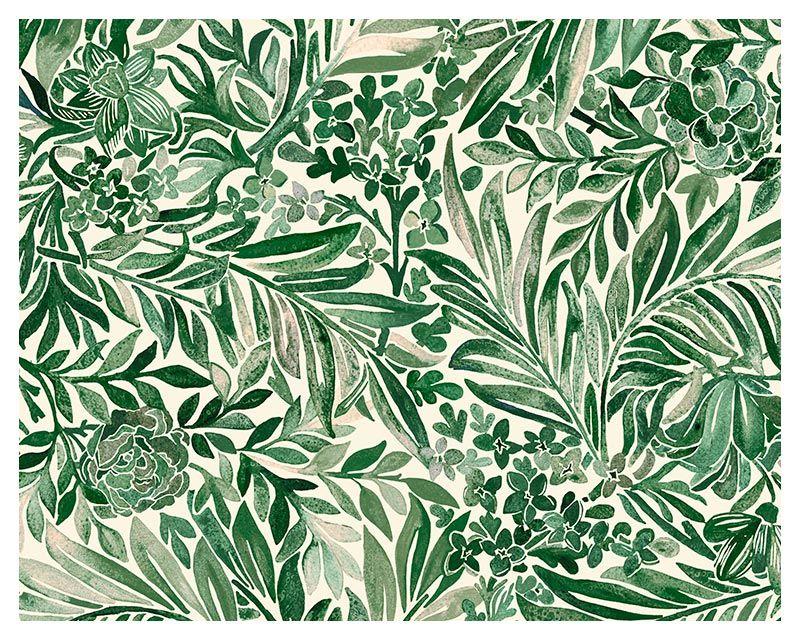 Wallace Secret Garden Secret garden parties Liberty fabric 800x640