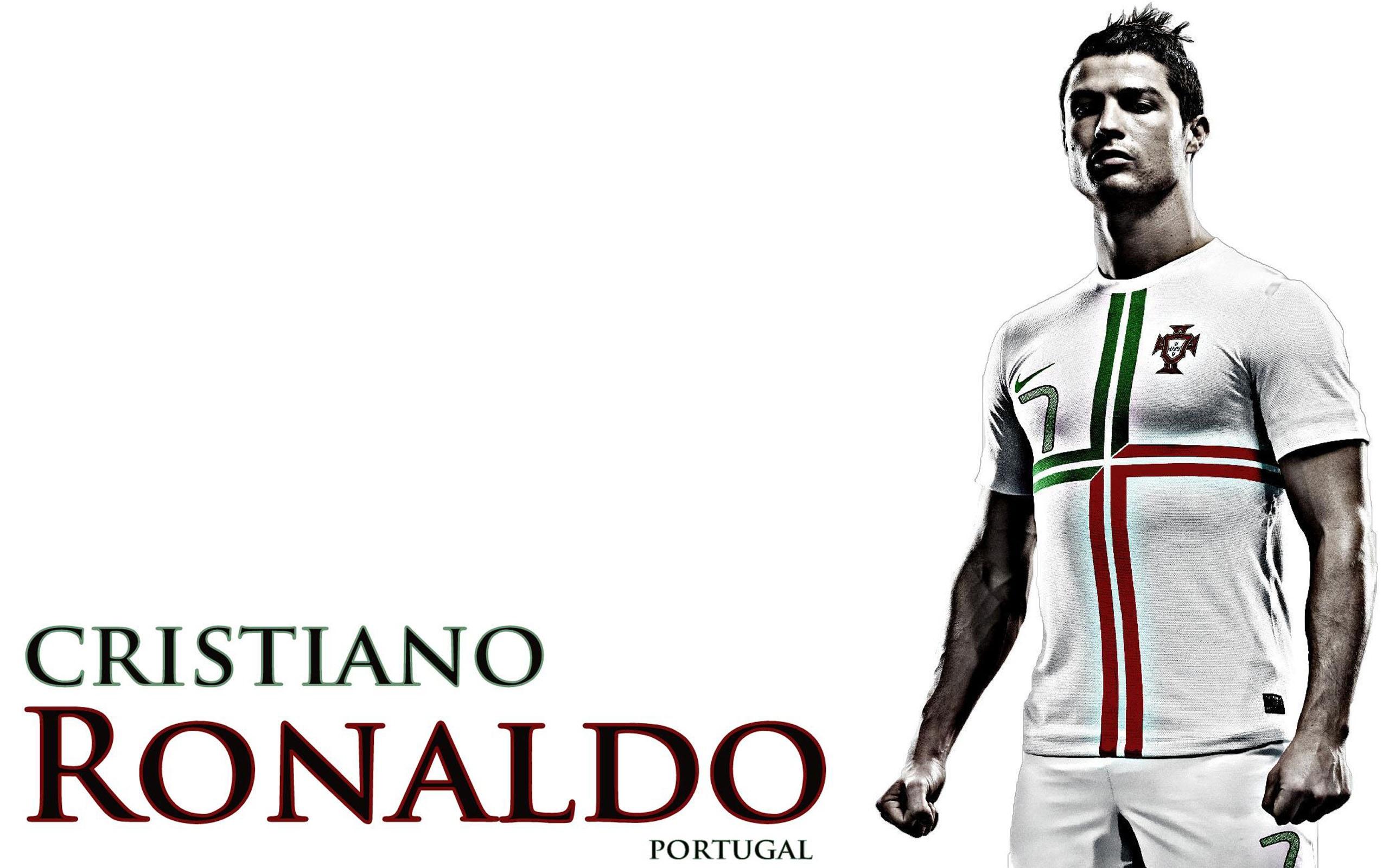 Cristiano Ronaldo Wallpaper Portugal National Football 2560x1600