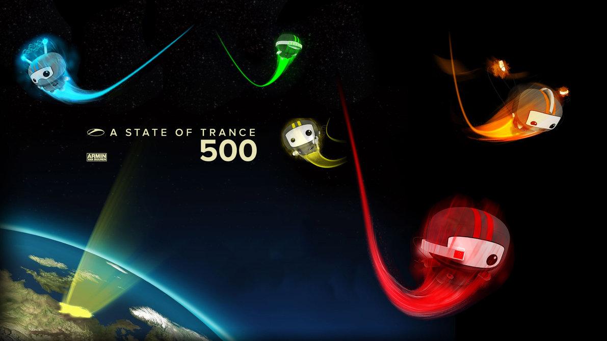 State Of Trance 500 HD Wall by Brillu 1191x670