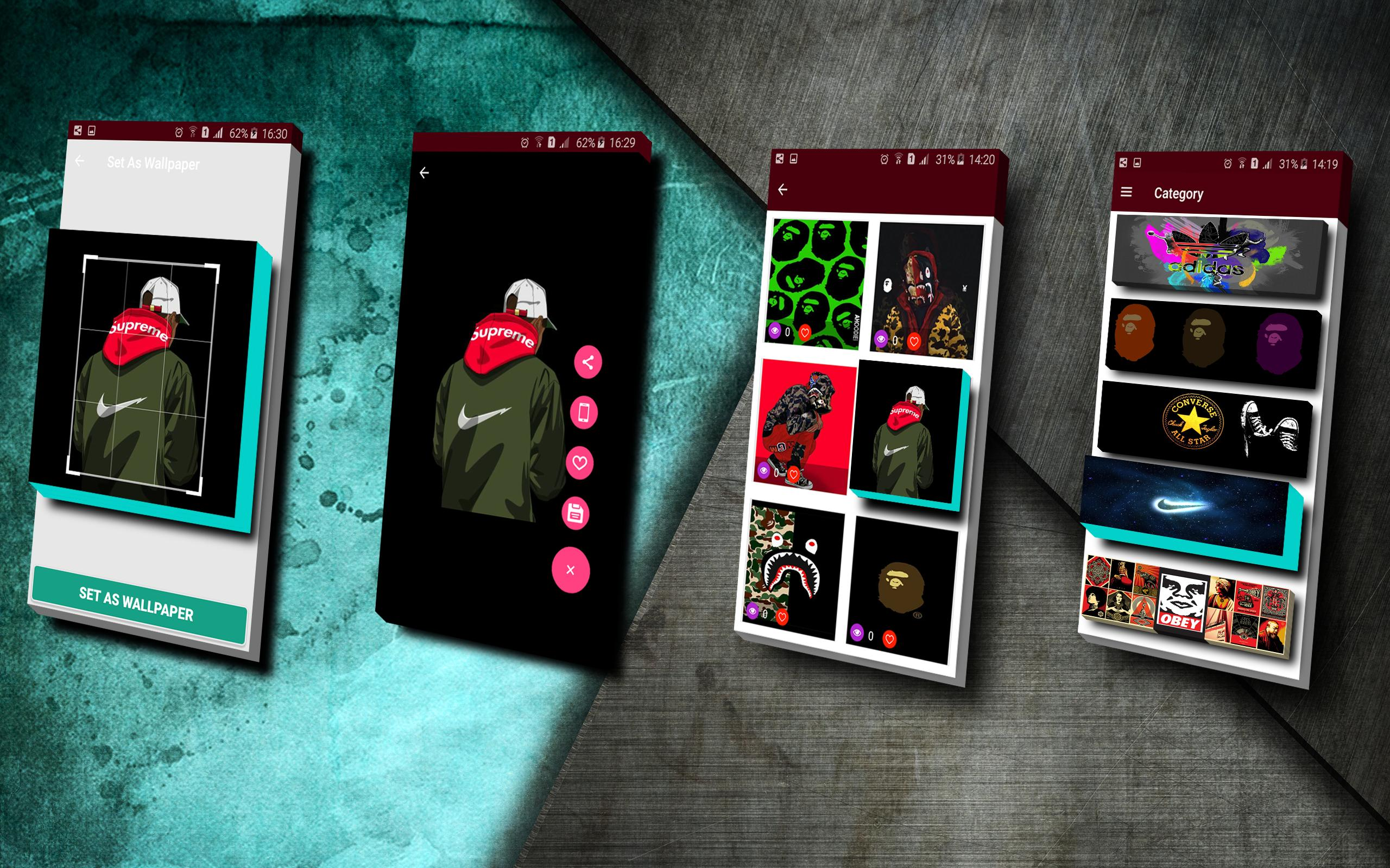Wallpapers Gifs For Hypebeast for Android   APK Download 2560x1600