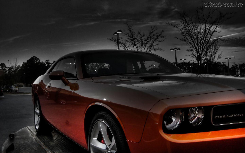 Papel de Parede Dodge Challenger SRT 1440x900