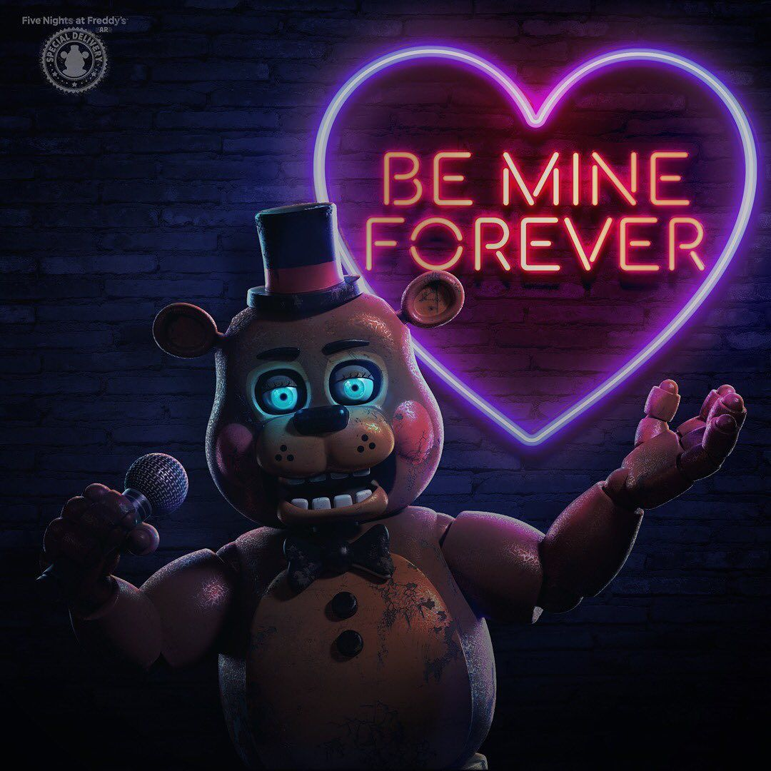 [37+] FNAF Valentines Wallpapers On WallpaperSafari