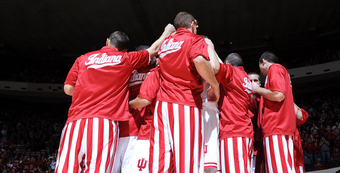 Indiana University Basketball Wallpaper 676x344