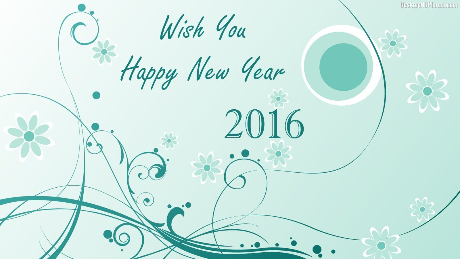 HD Wallpapers Download And Share   Welcome Happy New Year 2016 1600x900