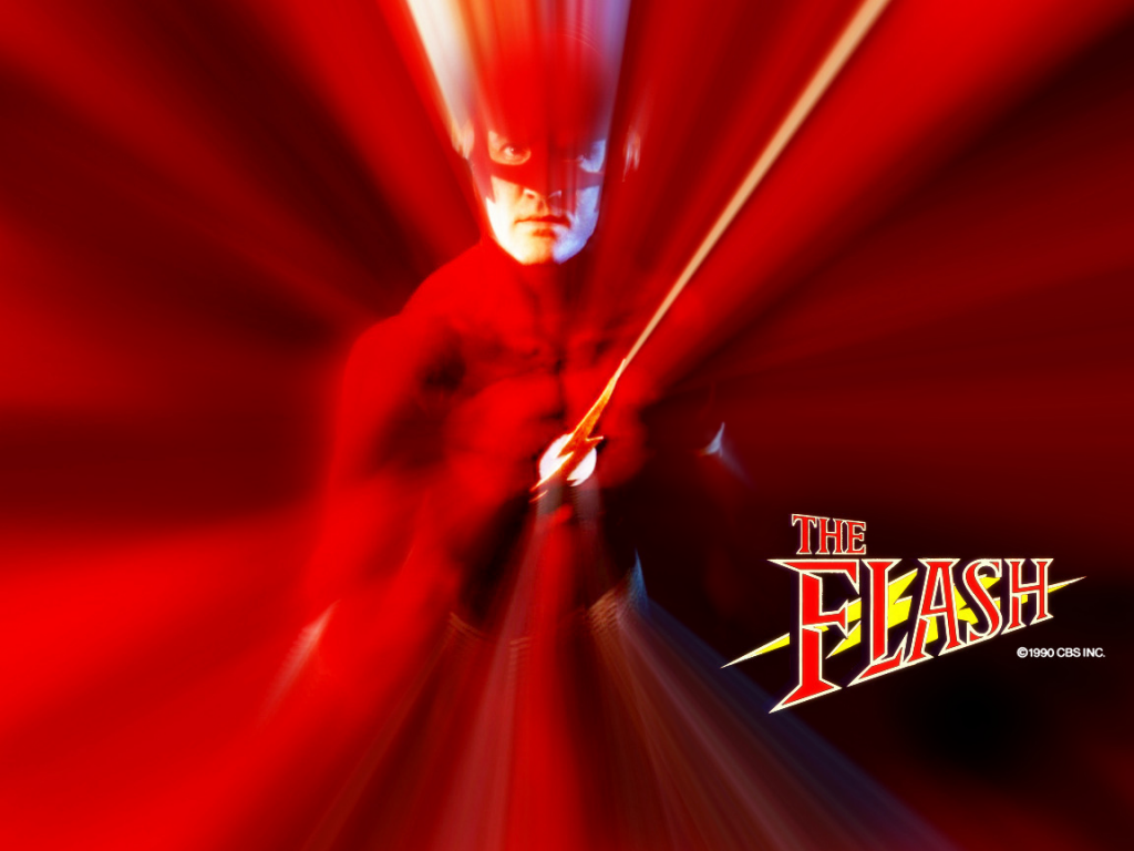 1024x768 The Flash Series desktop PC and Mac wallpaper 1024x768