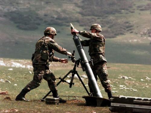 Mortar combat Screensaver Screensavers   Download Mortar combat 500x375