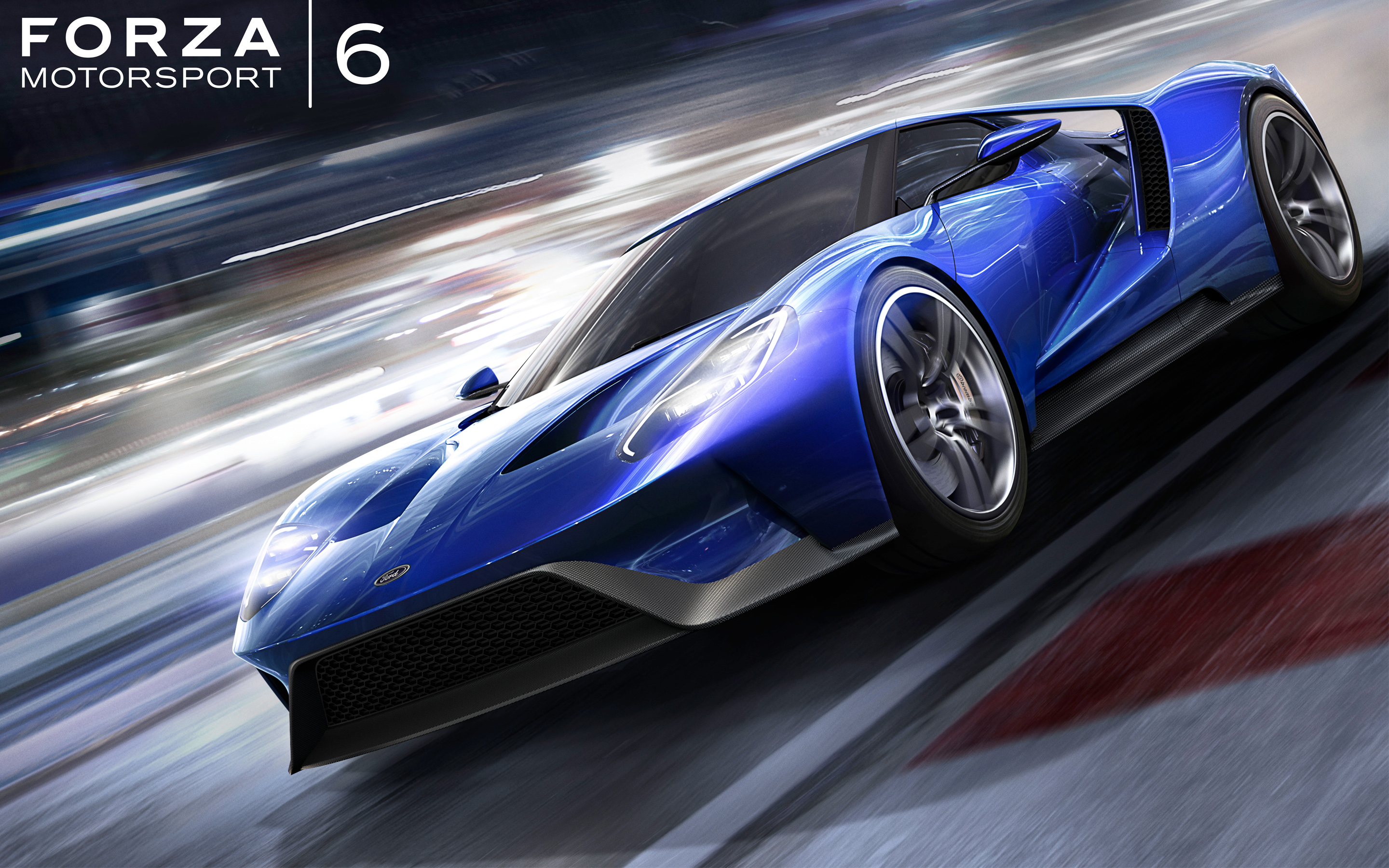Ford GT Forza Motorsport 6 Wallpapers HD Wallpapers 2880x1800
