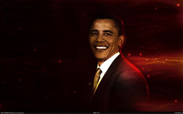 Download Barrack Obama Desktop Wallpapers pictures in high definition 640x400