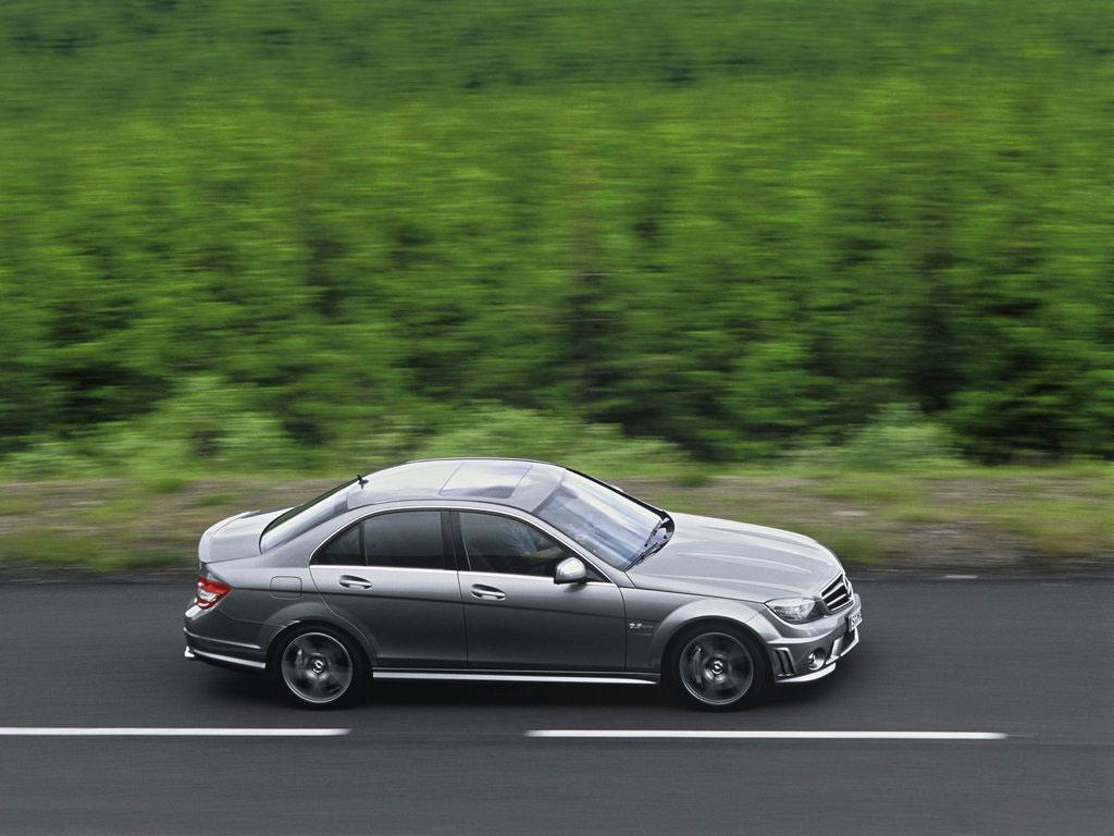 Mercedes Benz C63 AMG 2008 Mercedes Benz C63 AMG wallpaper gallery 1024x768