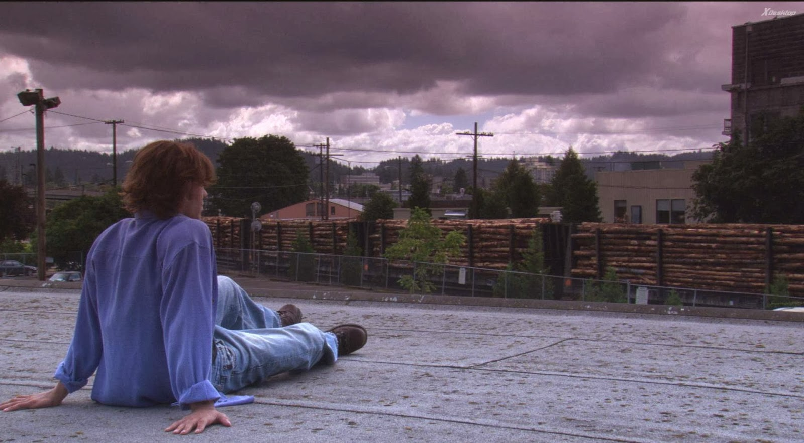 Alone Boy HD Wallpaper and Images sad Boy sitting alone on roof 1600x883