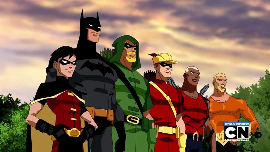 Blogger For Wallpaper young justice wallpaper 900x506