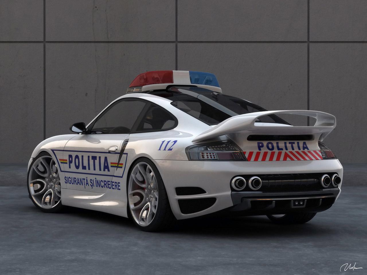 911 TUNING   POLICE CAR   Porsche Wallpaper 14319159 1280x960