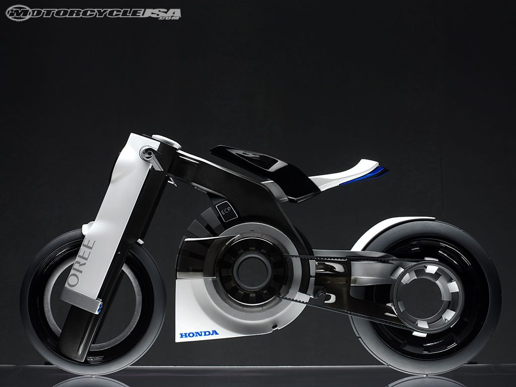 Honda Oree Electric Motorcycle Concept Picture 9 of 10 1024x768